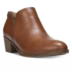 Naturalizer Zarie leather ankle booties size 7.5